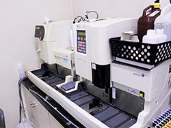 血糖測定装置/HbA1c測定装置のイメージ